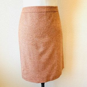 Brooks Brothers Skirt Straight Pencil 100% Wool